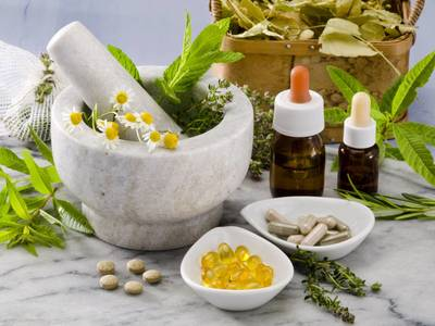 Thumb erboristeria nutraceutici botanicals