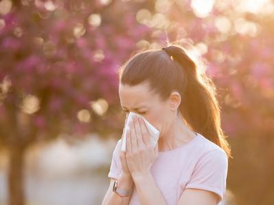 Thumb allergia