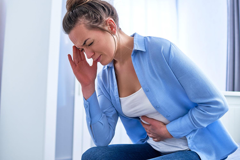 Ulcera gastrite male addome